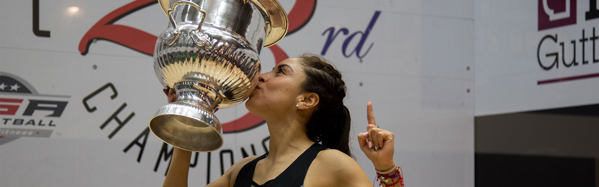 HEAD Penn's Top Ranked Racquetball Player Wins Eighth US OPEN Title